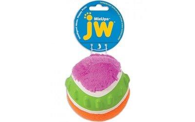 JW Mixups Ribbed Ball groot